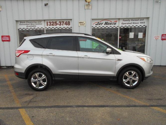2015 FORD ESCAPE 4DR