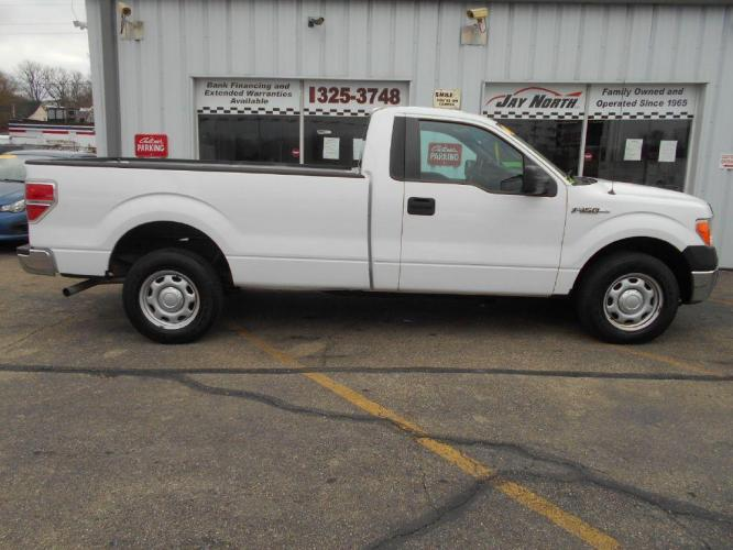 2014 FORD F150 2DR