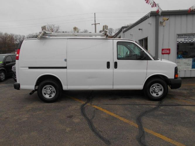 2014 CHEVROLET EXPRESS G2500 3DR