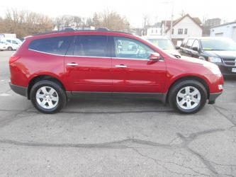 2012 CHEVROLET TRAVERSE 4DR