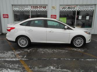 2014 FORD FOCUS 4DR