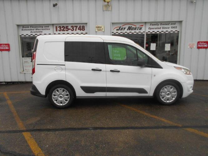 2016 FORD TRANSIT CONNECT 5DR