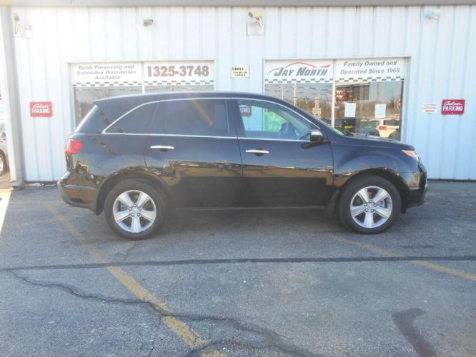 2013 ACURA MDX 4DR
