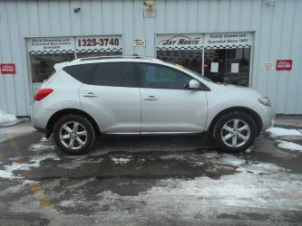 2010 NISSAN MURANO 4DR