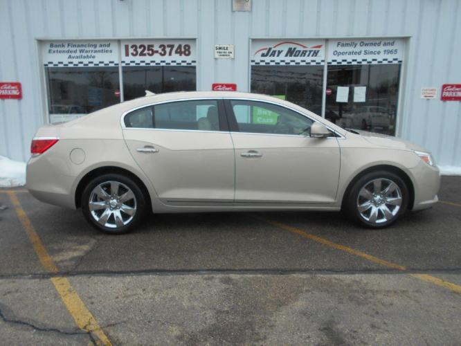 2011 BEIGE BUICK LACROSSE CXL (1G4GC5ED7BF) with an 3.6L engine, Automatic transmission, located at 501 E. Columbia St., Springfield, OH, 45503, (800) 262-7122, 39.925262, -83.801796 - Photo #0