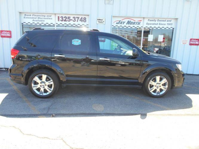 2014 DODGE JOURNEY 4DR