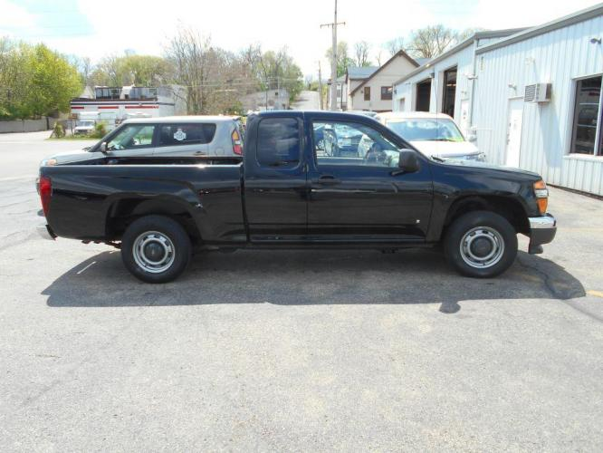 2006 CHEVROLET COLORADO 4DR